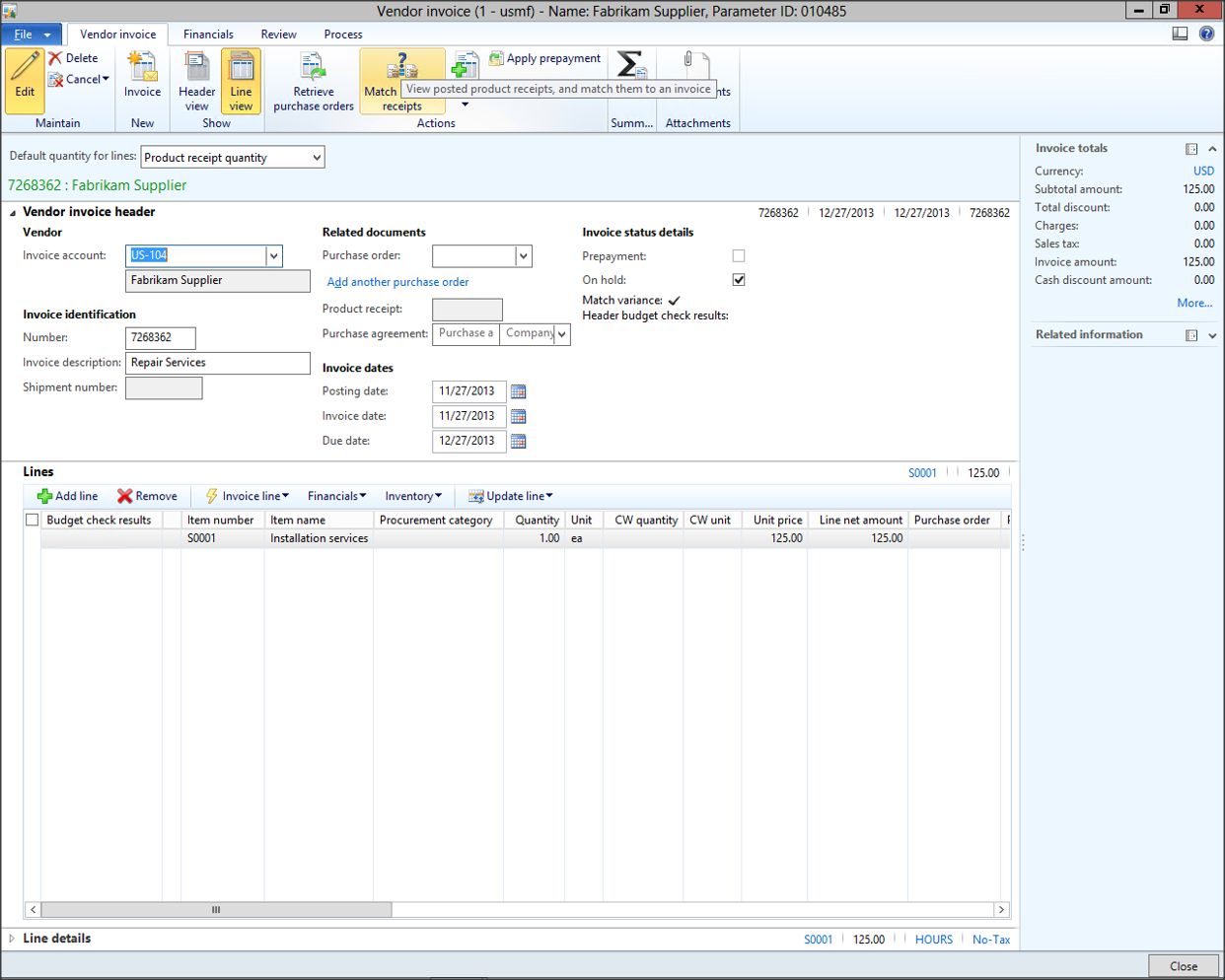 Invoicing Clerk Excel Let Your Vendors Enter Their Own Invoices Through The Vendor  Walmart Return Policy With Receipt Excel with How To Invoice A Company  Disputed Invoice