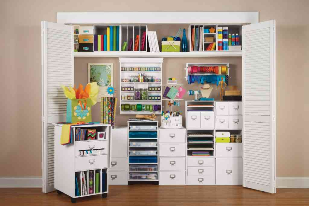 Craft Room Organisation: Use Your Own Personalized Template When Creating Documents