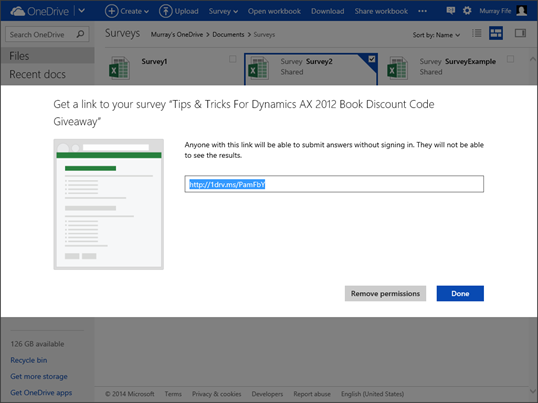 Create Online Surveys Within OneDrive To Capture Leads - Microsoft
